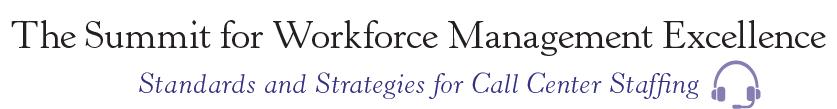 Summit for Workforce Management